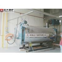 Wholesale Diesel Oil Fired Boiler 100 / 0000 Kcal Boiler Heater 0.8 Mpa Rated Working Pressure from china suppliers