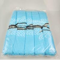 Wholesale Laboratorial Clean Room Shoe Covers , Anti Static Non Woven Shoe Cover from china suppliers