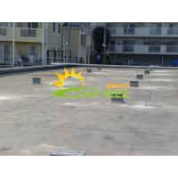 Wholesale Aluminum Flat Roof Solar Racking In Roof Solar Pv Mounting Systems Anodized Processed from china suppliers