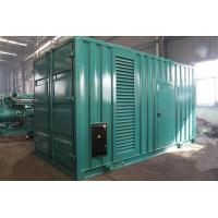 Wholesale 800kVA 640kw Electric Silent Diesel Generator Set Strong Power Output Anti Vibration from china suppliers