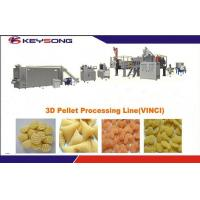 Wholesale 380V /  220V 3d Snacks Pellets Machine , Full Automatic Snacks Making Machine from china suppliers