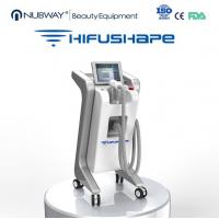Wholesale CE approval medical HIFUSHAPE HIFU slimming machine for sale from china suppliers