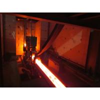 Buy cheap R4M 1S Metering nozzle Continuous Casting Machine With Simple Cooling Bed from wholesalers
