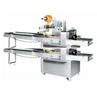 Wholesale Multi - Function Automatic Pillow Wrapping Packaging Machine For Food / Cup Cake / Bread from china suppliers