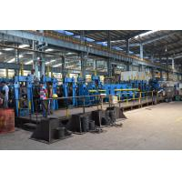 Large Diameter Steel Pipe Tube Mill Machine With API Standard Production Line