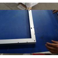 Wholesale Powder Coating T4 Solar Aluminium Profile Smooth Edges With Customer Drawing from china suppliers