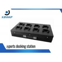 Wholesale 8 Ports Police Body Camera Docking Station With Charging And Uploading from china suppliers