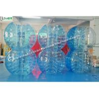 Wholesale Inflatable Human Hamster Ball / Inflatable Bumper Ball / Inflatable Balls To Walk In from china suppliers