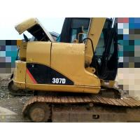 China 307D CAT excavator japan machinery front excavator  Tonga Australia Cook Is on sale
