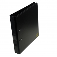 Wholesale Office A4 A5 Folder ESD PP Plastic Ring Binder from china suppliers