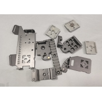 Wholesale Zinc Plating 0.05mm Tolerance 1000mm Thick Metal Stamped Parts OEM from china suppliers