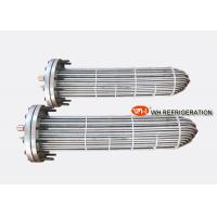 Wholesale Stainless Steel 316L Water Cooled Evaporator , High Temperature Heat Exchanger from china suppliers