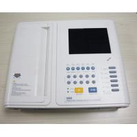 China ECG machine Floating and defibrilation protection model ECG-1200F on sale