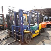 Wholesale nice price used komatsu  3 ton Forklift Truck from china suppliers