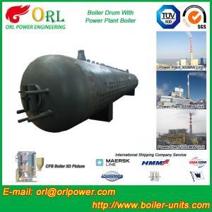 Corrosion resistance oil steam boiler mud drum ISO9001