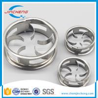 Wholesale Fouling Resistant Metal Random Packing / Cascade Mini Ring For Petrochemical Industry from china suppliers