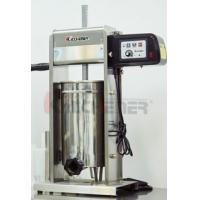 Wholesale New Electric Sausage Stuffer Vertical Stainless Steel 3L/7LB 5-7 Pound Meat Filler from china suppliers
