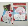 LDPE Plastic Christmas House Giant Poly Sack For Gift Bike Bag Cheap Price Christmas Decoration Santa Bag bagplastics ba for sale