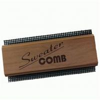 Wholesale wooden double side teeth Cedar cashmere comb from china suppliers
