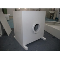Wholesale Customize Clean Room Hepa Filter Box Diffuser Round Duct Interface For Special Vents from china suppliers