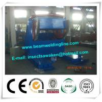 Best Rotary Tilting Automatic Pipe Weld Positioner / Welding Welding Turntable wholesale