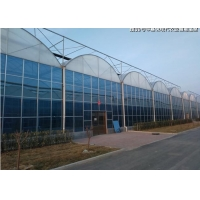 Wholesale Wind Resistance Polycarbonate Solar Panel Greenhouse from china suppliers