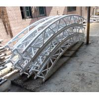 Best Heavy Duty Aluminum Roof Truss System WIth PVC Material Roof Tent , Aluminum Roof Truss wholesale