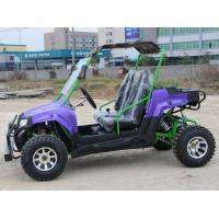 China 300cc Side By Side Four Wheel Utility Vehicle With Electric Start System for sale