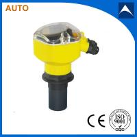 China ultrasonic water tank level meter and level indicator Made In China on sale