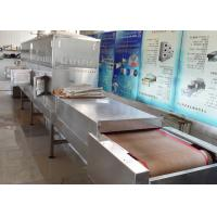 China Innocuity Industrial Microwave Dryer Sterilization Machine High Performance for sale