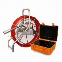 Wholesale Pipe Inspection Camera with 8-inch TFT Monitor from china suppliers