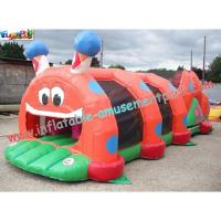 Wholesale Rent Inflatable tunnel, Fun Inflatables Obstacle Course Games for Adults and Children from china suppliers