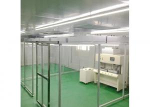 Wholesale Aluminum Profile Mobile FFU Soft Wall Cleanroom PVC Anti Static Curtain from china suppliers