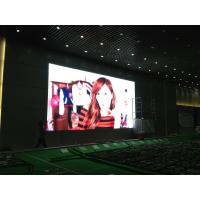 Electronic Stage LED Full Color Display , Full Color LED Signs 3528 Encapsulation
