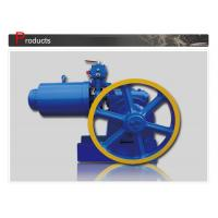 Traction System Geared Traction Machine With Lift Motor High Efficiency  SN-TMYJ135