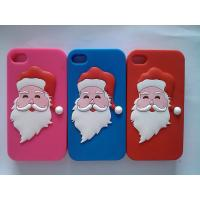 China Custom Christmas Gift Silicon Cell Phone Cases Beautiful Non-Stick on sale