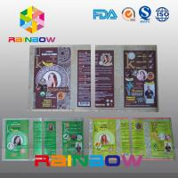Wholesale Customized PVC  Shrink Sleeve Labels For Plastic Bottle Packaging from china suppliers