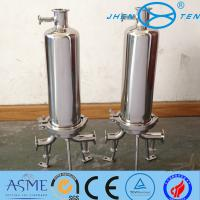 Wholesale High Pressure ss316 Stainless Steel Water Tanks Mirror Matt CE from china suppliers