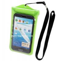 Wholesale Swimming Waterproof Phone Wallet , Underwater Phone Case For Samsung Galaxy from china suppliers