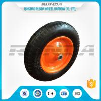 """Wholesale 13"""" Light Duty Pneumatic Dolly Wheels 3.25/3.00-816mm Axle Hole Centered Hub TUV from china suppliers"""