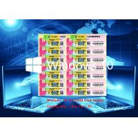 Wholesale Wholesale Windows 10 Pro COA Sticker 64bit License Key Code Online Activate from china suppliers