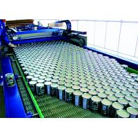 Wholesale Full Can Automatic Palletizer Machine , Container Palletizing SystemsISO Marked from china suppliers