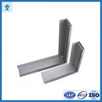 Wholesale Powder blasting 6063-T5 / T6 extruded aluminum framing for table edge from china suppliers