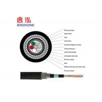 Wholesale Underwater Fiber Optic Cable Water Blocking Material Steel Wire from china suppliers