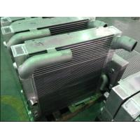Wholesale Water To Oil Construction Machinery Combined Cooler of Plate And Fin from china suppliers