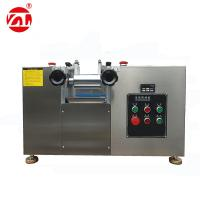 Wholesale Food Grade Desktop Type Mini Open Mixing Mill For Food Industry , Pharmacy from china suppliers