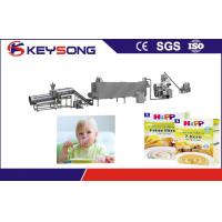 Wholesale Industrial Baby Food Production Line , Maize Starch Manufacturing Machine from china suppliers