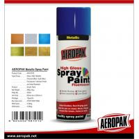 Wholesale Car Paint 400ml Tin Spray Paint  Metallic Color Spray Paint from china suppliers