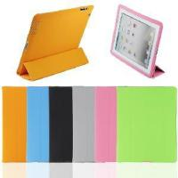 Wholesale Custom iPad Cover Full Leather Smart Cover from china suppliers