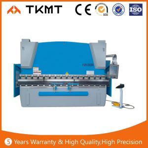 Hydraulic plate profile CNC bending machine